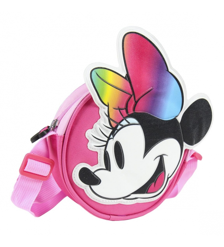 Comprar Minnie Sac à bandoulière Minnie 3d rose -16.0x16.0x4.5cm