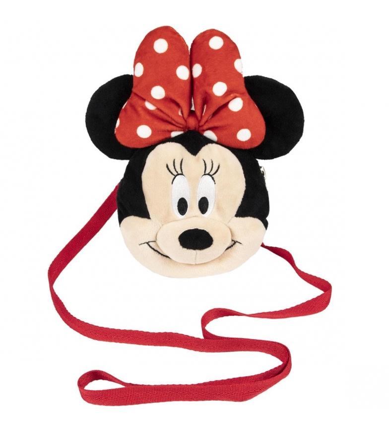 Comprar Cerdá Group Minnie saco de peluche vermelho -18,9x21x6cm