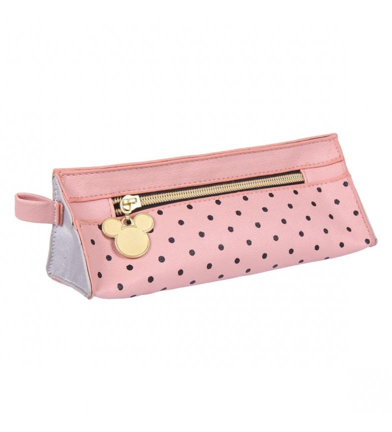 Comprar Minnie Astuccio / matita piatto Minnie rosa -20.5x8x7,5cm-