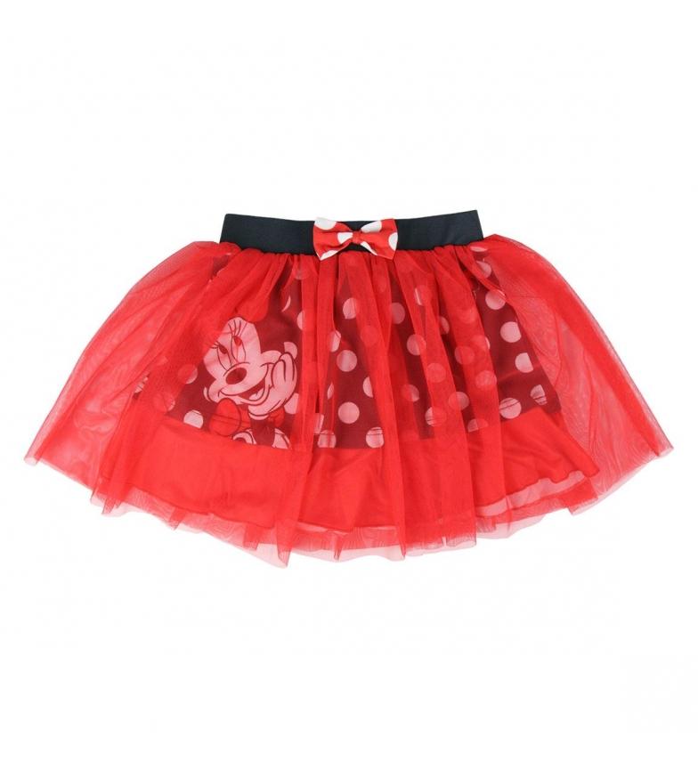 Comprar Minnie Falda Tul Single Jersey Minnie rojo