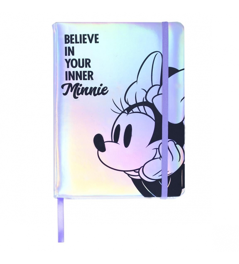 Comprar Minnie Notebook Premium A5 Minnie lilla