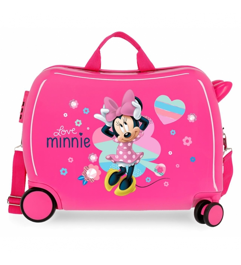 Comprar Minnie Valigia multidirezionale a 2 ruote Minnie Love -38x50x20cm-