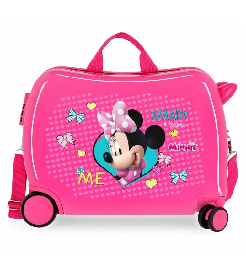 Comprar Minnie Mala para pilotos Minnie Happy Helpers 2 rodas multidirecionais -38x55x55x20cm