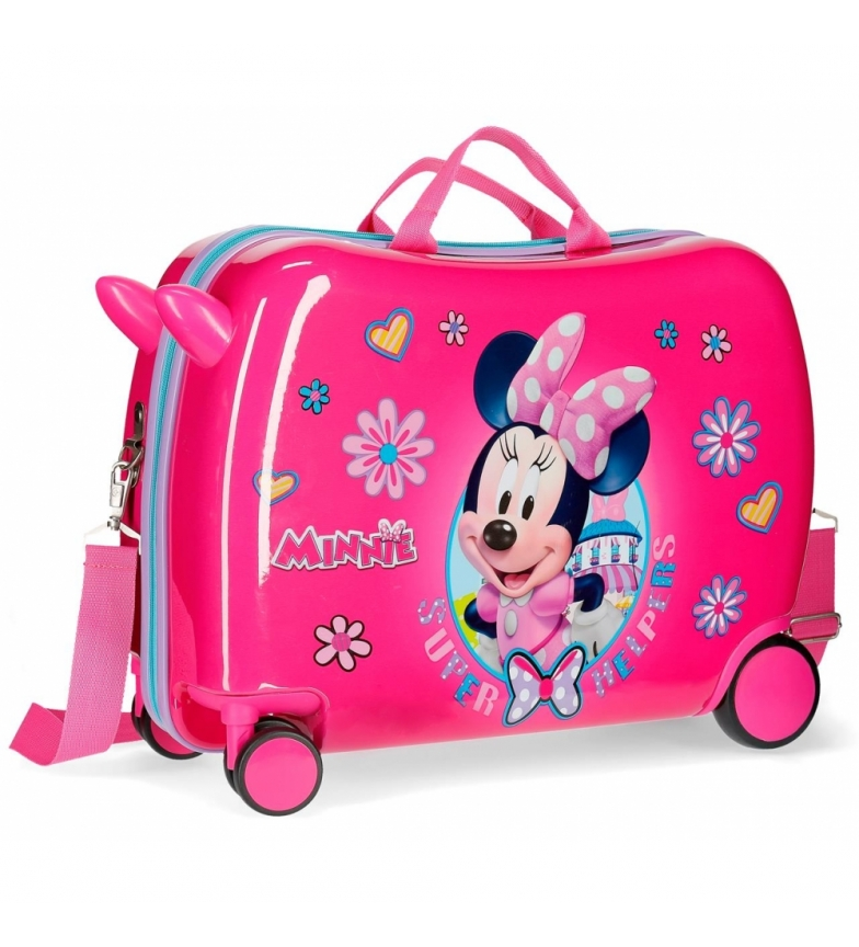 Comprar Minnie Suitcase for riders Super Helpers -50x39x20cm