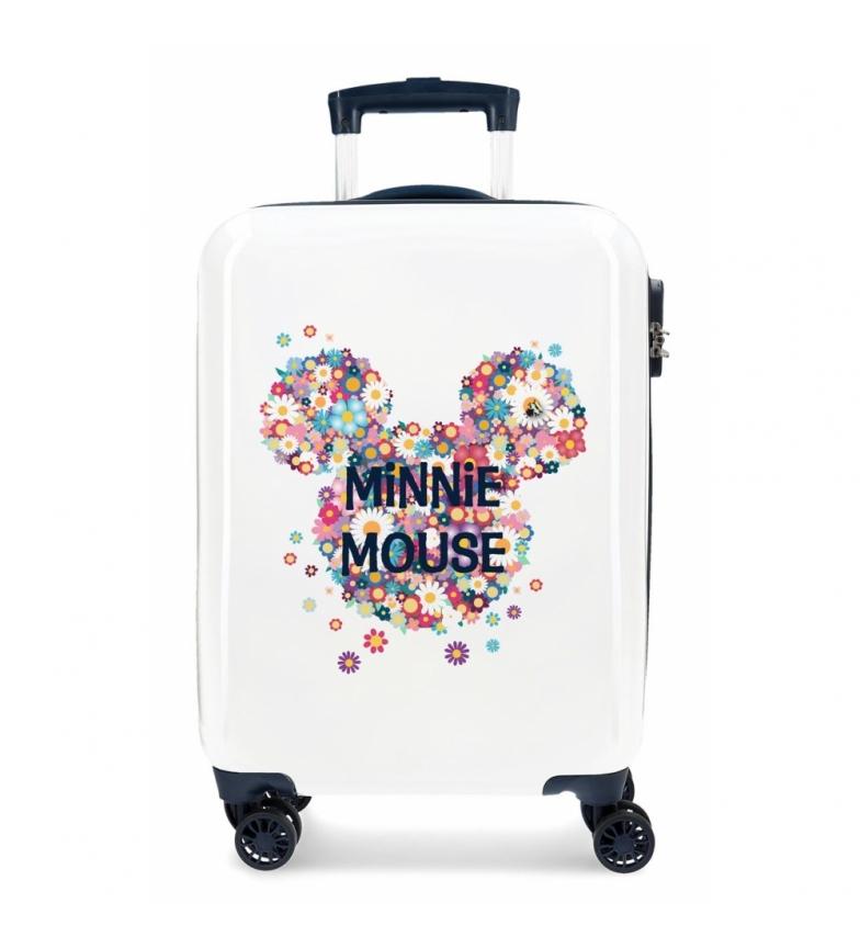 Comprar Minnie Valigia cabina rigida Minnie 55cm Sunny Day Flores Blue -38x55x20cm-