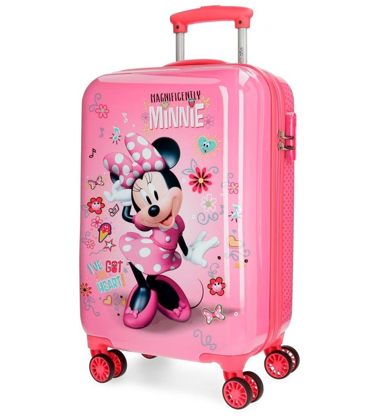 Comprar Minnie Caso de gabinete Minnie Adesivos rígido -34x55x20cm-