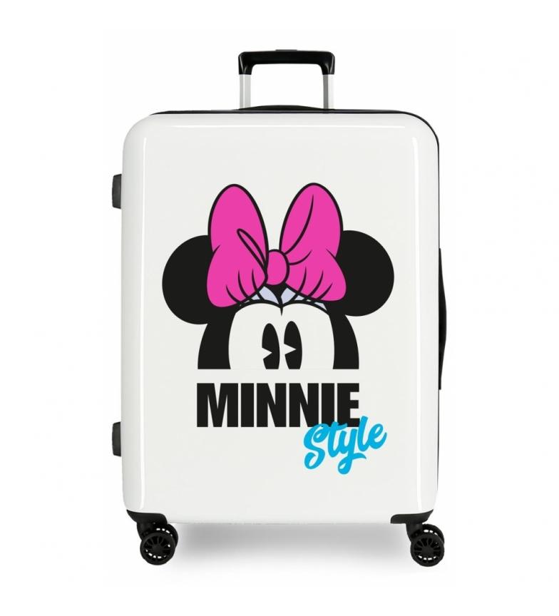 Comprar Minnie Medium suitcase Style rigid -70x48x26cm