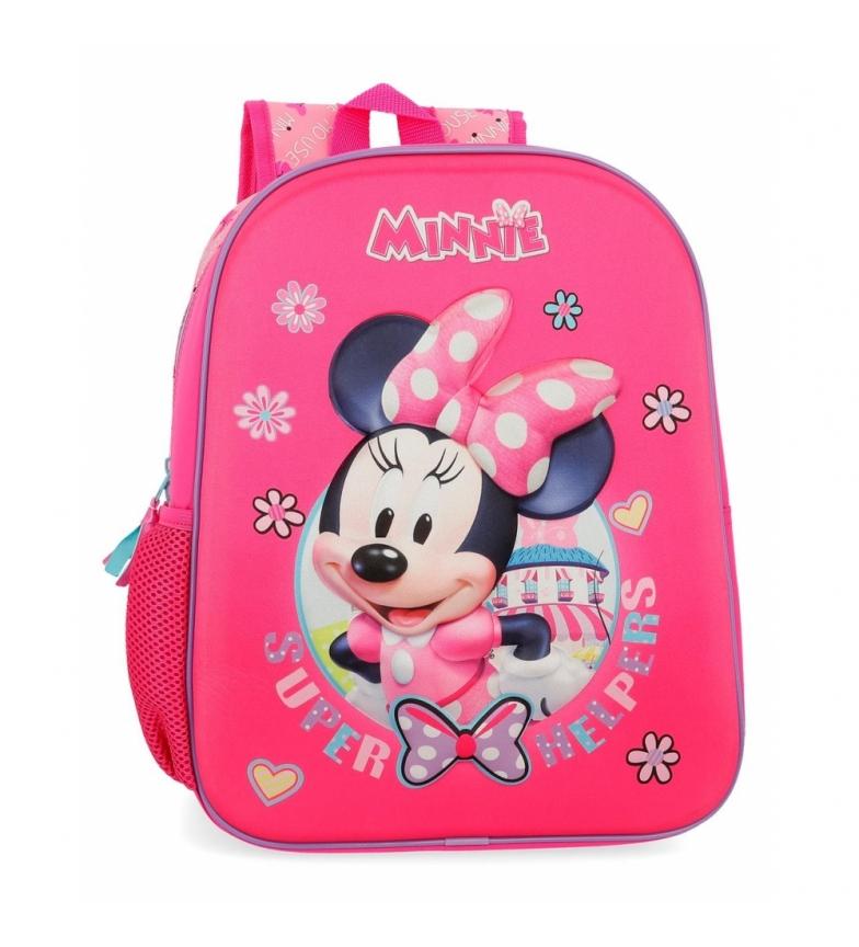 Comprar Minnie Sac à dos Super Helpers -27x33x11cm