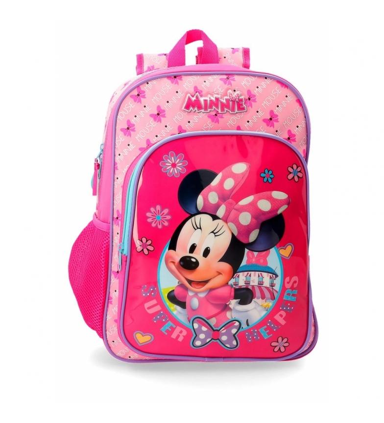 Comprar Minnie Mochila Super Helpers -27x38x11cm-