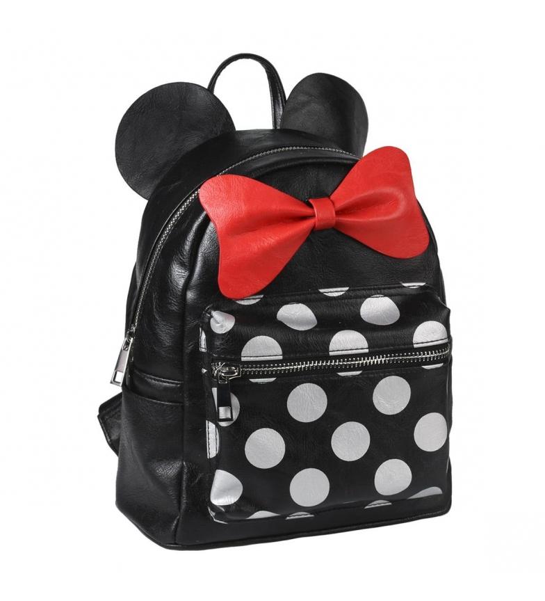 Comprar Minnie Mochila Casual Mochila Fashion Leatherette Minnie -22x25,5x11,4cm