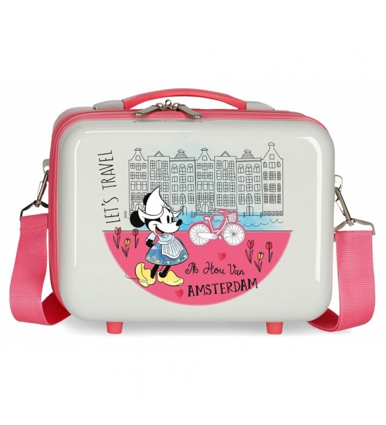 Comprar Minnie Neceser ABS Minnie Amsterdam Adaptable  -29x21x15cm-
