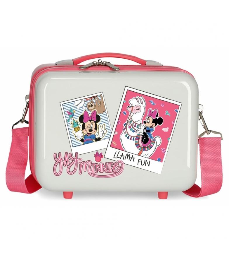 Comprar Minnie Neceser ABS Minnie Llama Adaptable  -29x21x15cm-
