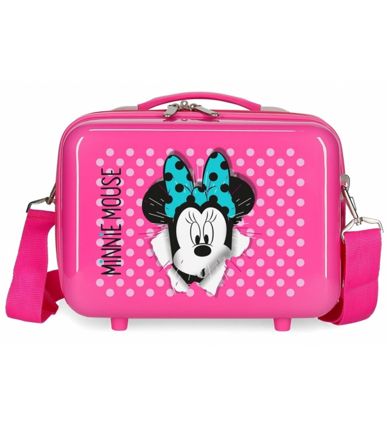 Comprar Minnie Caixa ABS Minnie Sunny Day Fuchsia -29x21x15cm