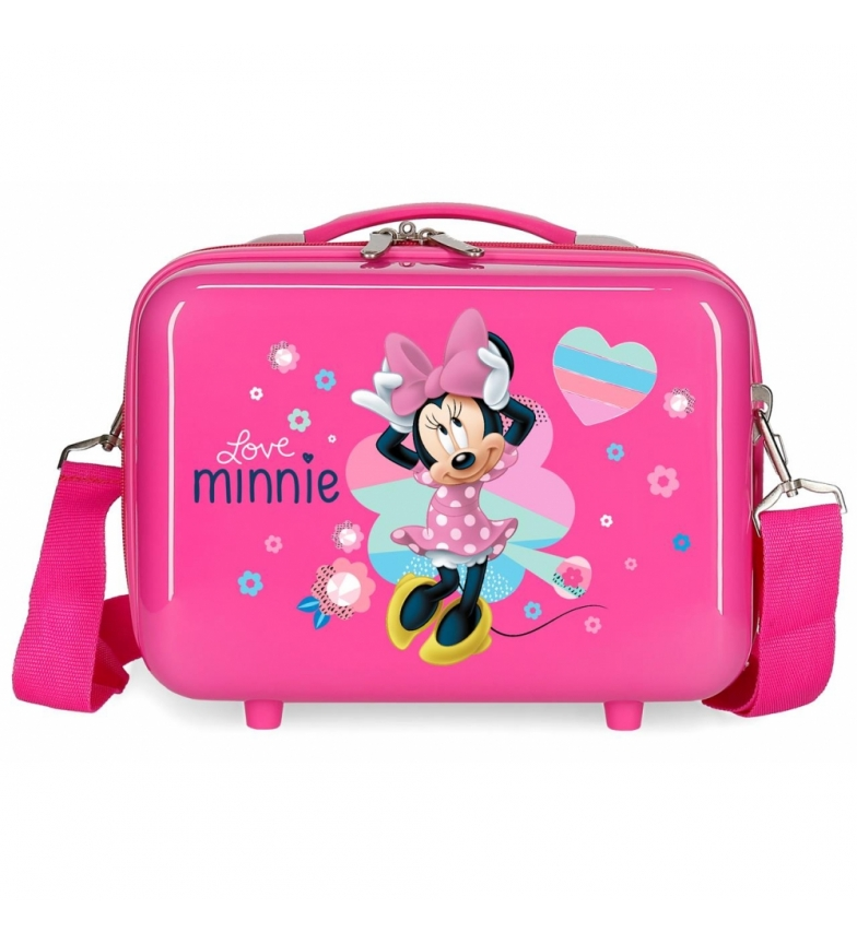 Comprar Minnie Bolsa higiénica adaptável ao carrinho Minnie Love -29x21x15cm