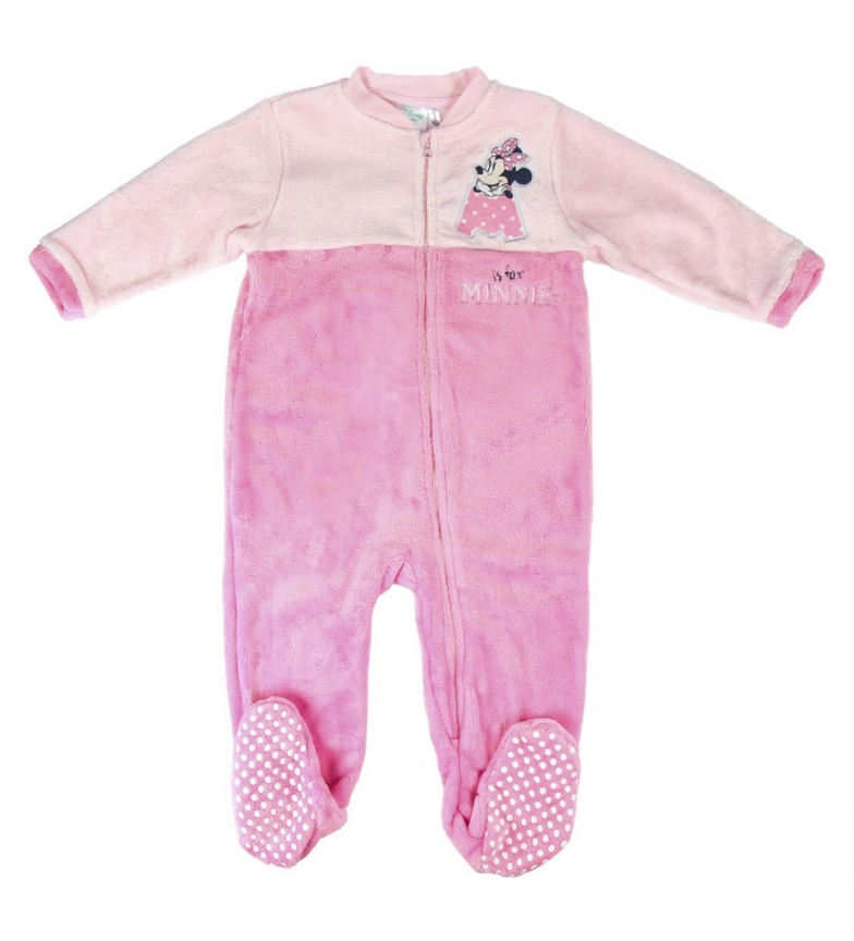 Comprar Minnie Pijama Coral Coral Fleece M Pijama Dorminhoco