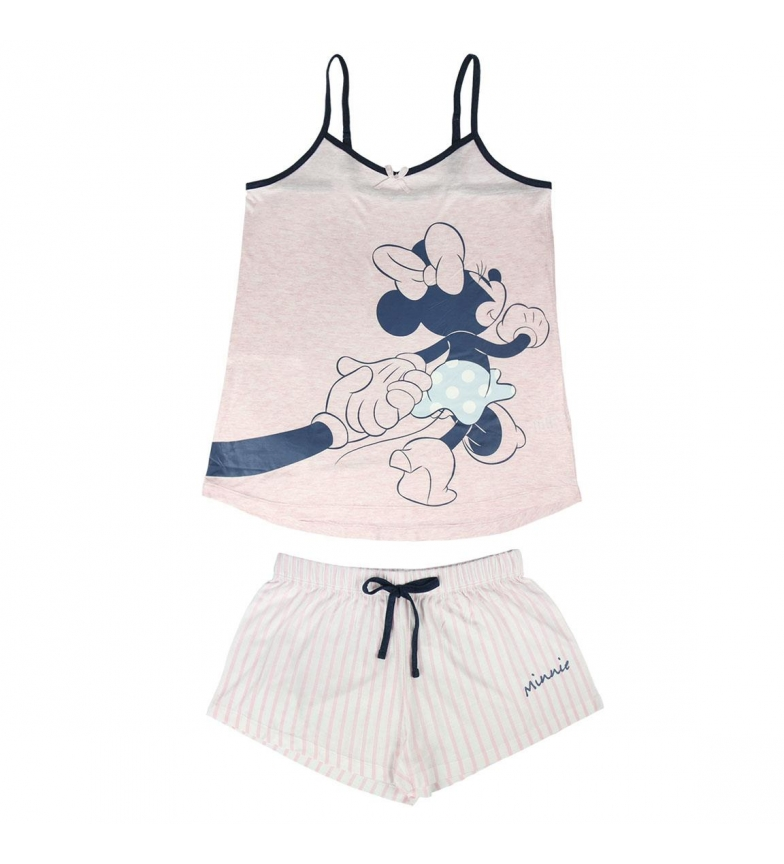 Comprar Minnie Pijama Curto Pijamas Minnie