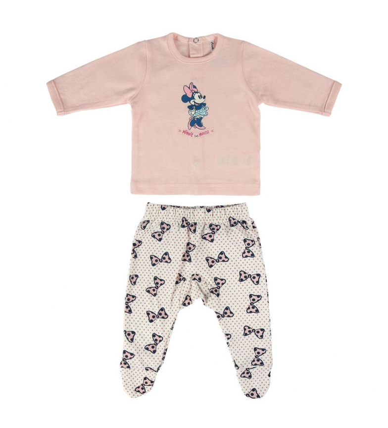 Comprar Cerdá Group Conjunto de Polaina Single Jersey Minnie rosa