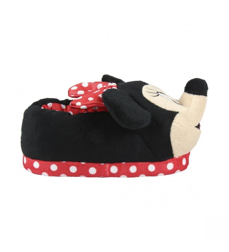 Comprar Minnie Minnie Pantofole 3d Home Nero