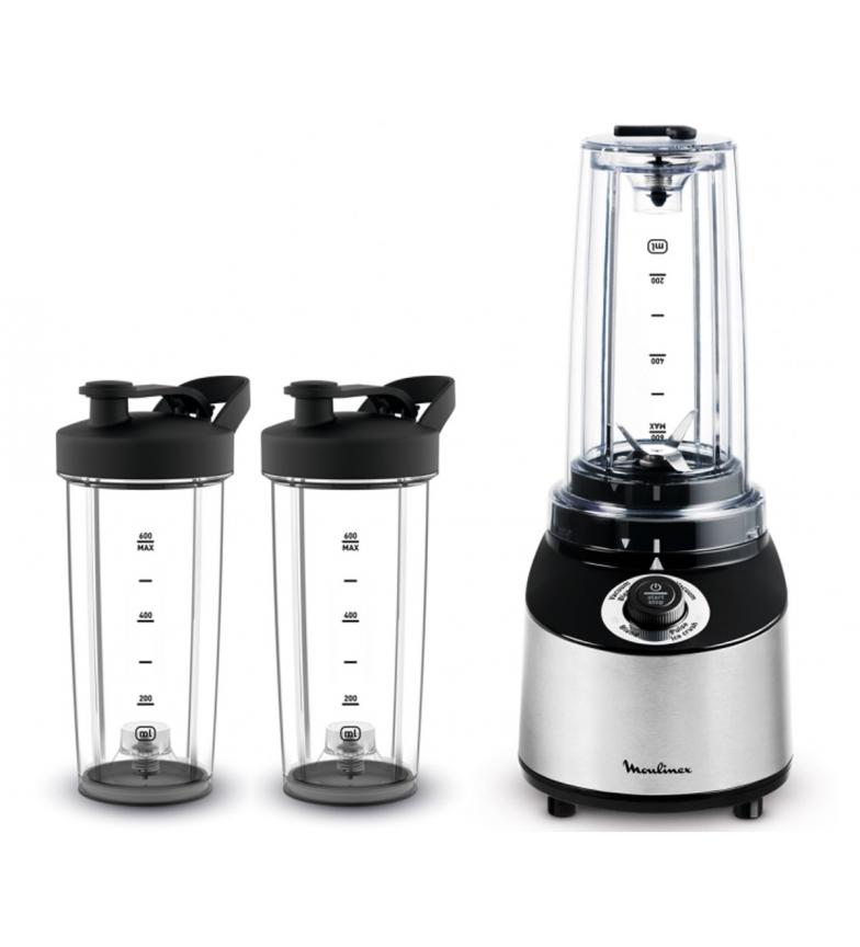 Comprar Moulinex Batidora Freshboost 2 vasos -Potencia 800W-