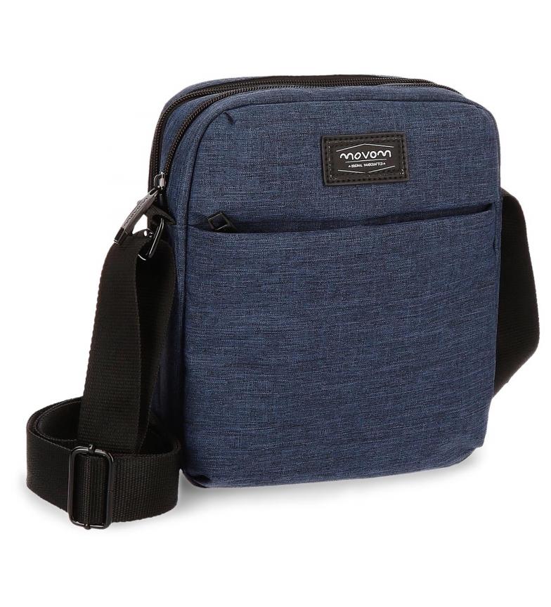 Comprar Movom Ottawa Movom grand sac à bandoulière bleu