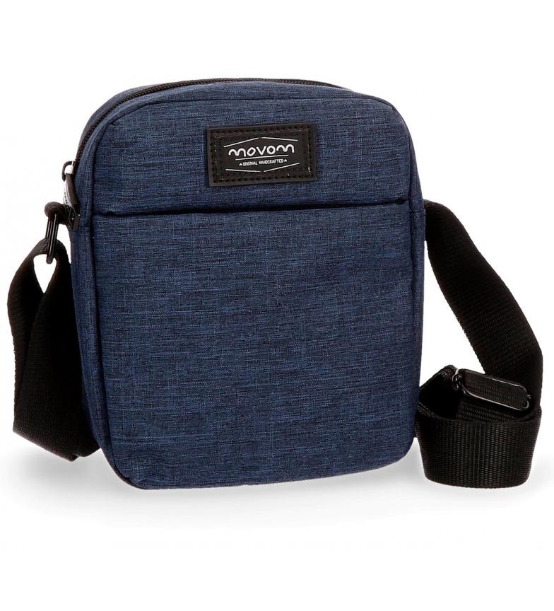 Comprar Movom Piccolo sacchetto di spalla blu Ottawa Movom