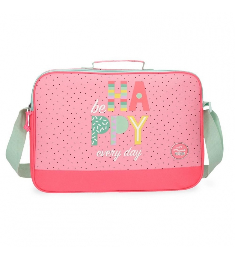 Comprar Movom Cartera Escolar Movom Be Happy -38x28x6cm-