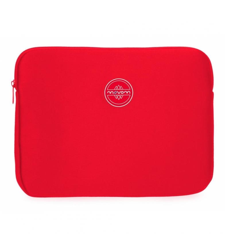 Comprar Movom Housse pour Tablette Movom Rouge -30x22x2x2cm