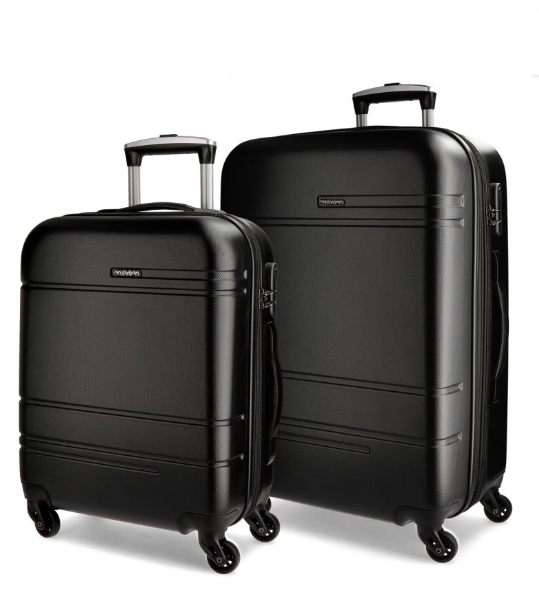Comprar Movom Mobile suitcase Movom Galaxy rigid 55-68cm Black