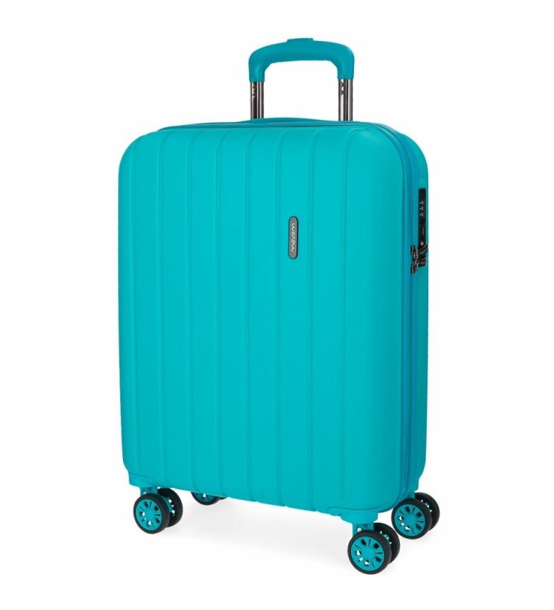 Comprar Movom Movom Legno Turchese Turchese rigido allungabile Cabin Case -55x38,8x20cm
