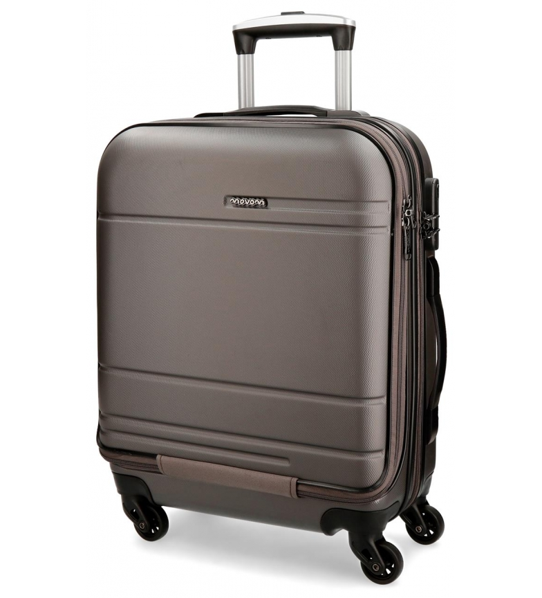 Comprar Movom Mala de cabine Movom Galaxy com bolso frontal -40x55x20cm- Antracite