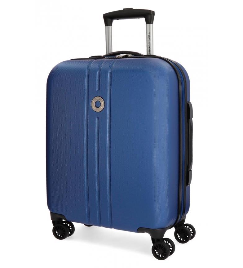 Comprar Movom Movom valise cabine Riga RÍGIDA 55cm Bleu