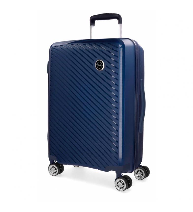 Comprar Movom Estojo para cabine Movom Tokyo Azul marinho azul rígido 55cm