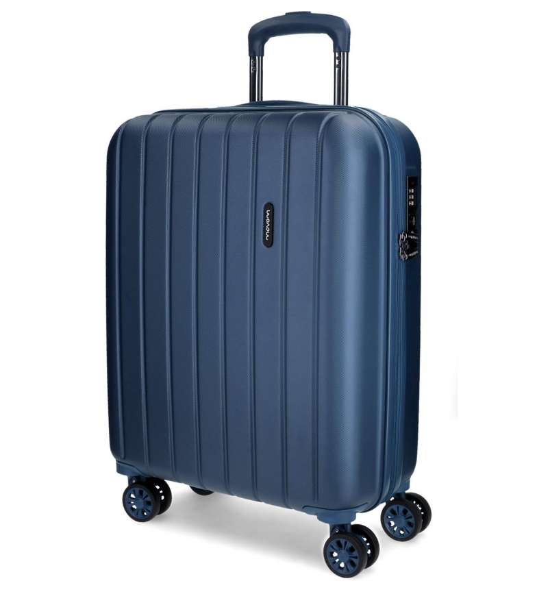 Comprar Movom Cabina di legno valigia rigida Movom 55 centimetri Navy Blue