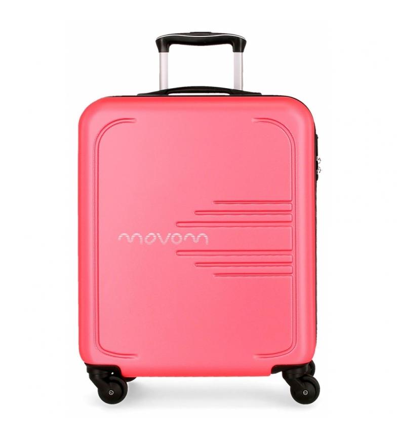 Comprar Movom Housse de cabine rigide 55cm Movom Flash rose -55x40x20cm rigide