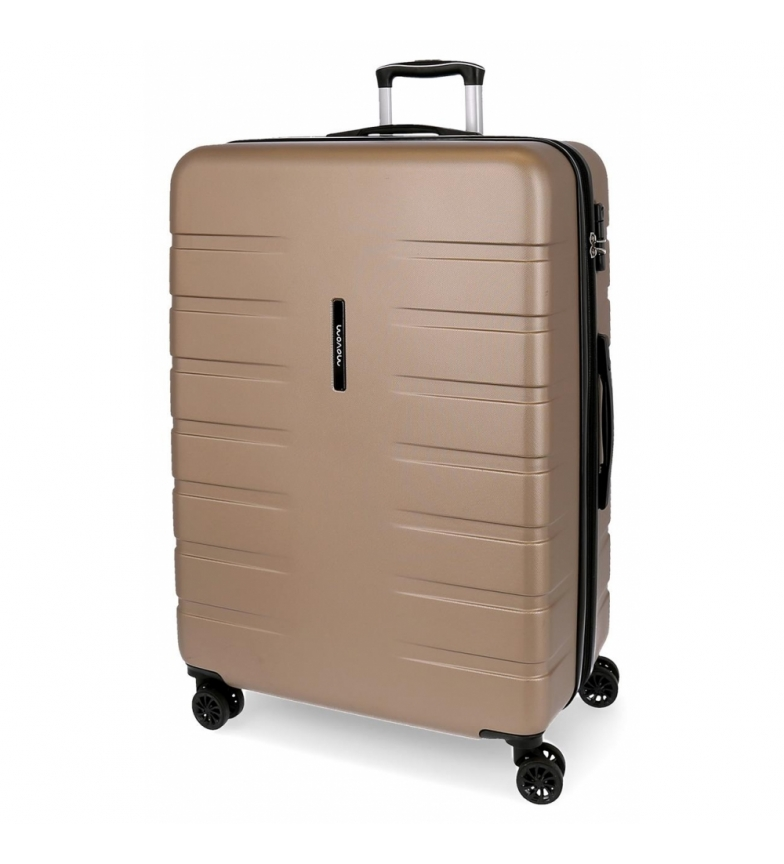 Comprar Movom Grande valise Movom Turbo champagne -79x55x32cm