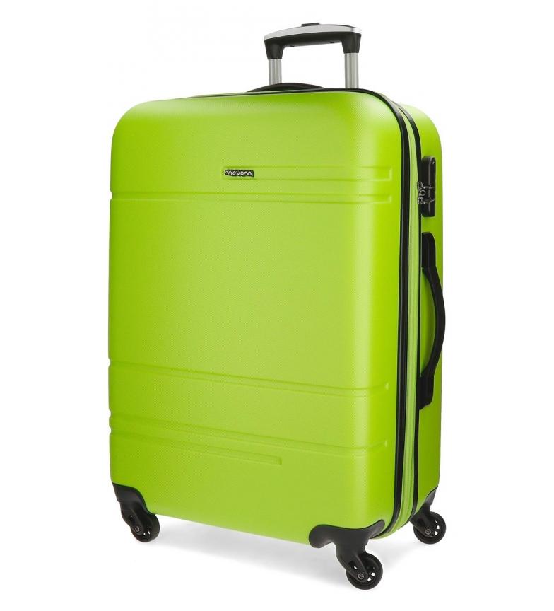 Comprar Movom Grande valise Movom Galaxy 78cm rigide pistache