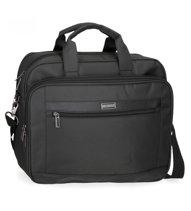 Comprar Movom Compartimento para maleta Movom Business compartimento duplo 15,6 polegadas Preto -40x32x13cm-
