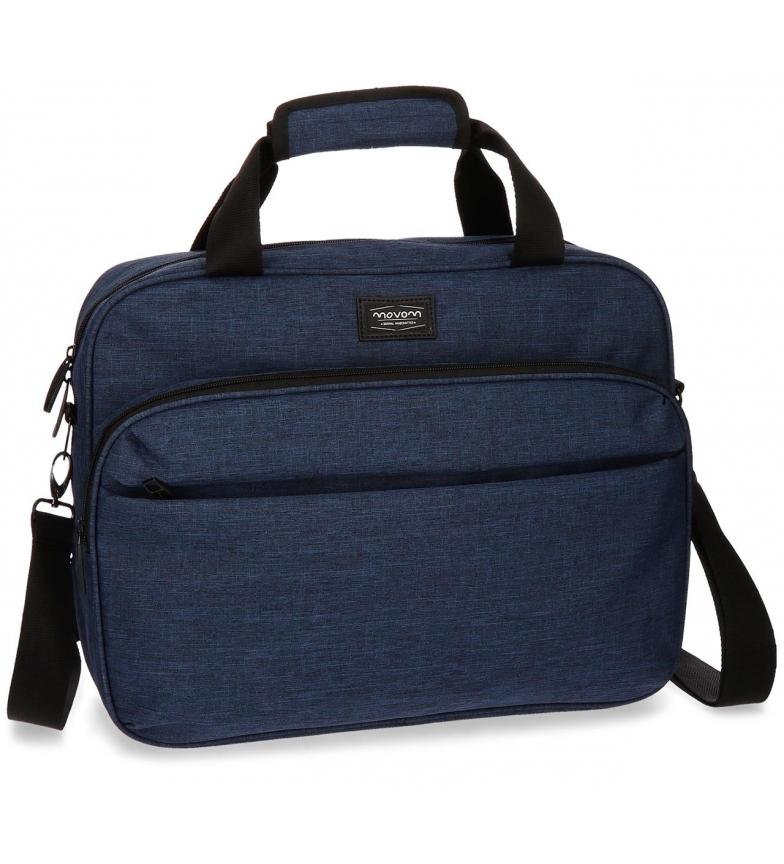 Comprar Movom Ottawa Movom azul maleta titular computador 15,6