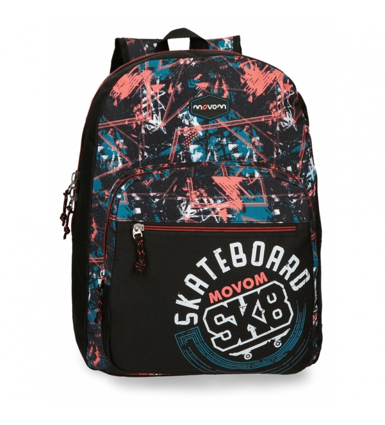 Comprar Movom Adaptable Backpack Movom Underground Red -32x42x17,5 cm