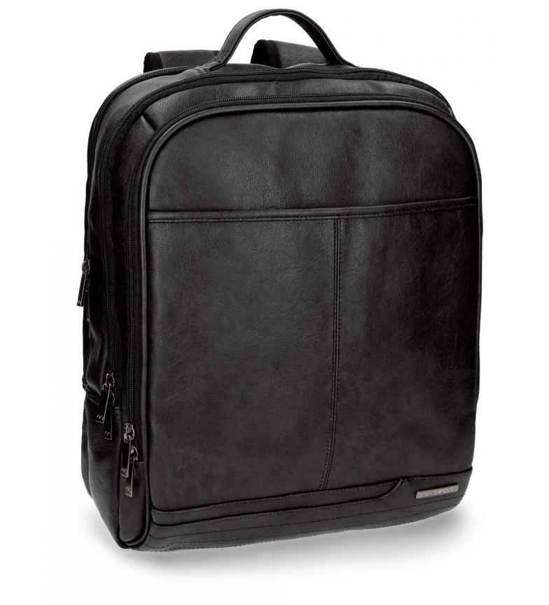 Comprar Movom Texas Movom Laptop Backpack Preto 15.6