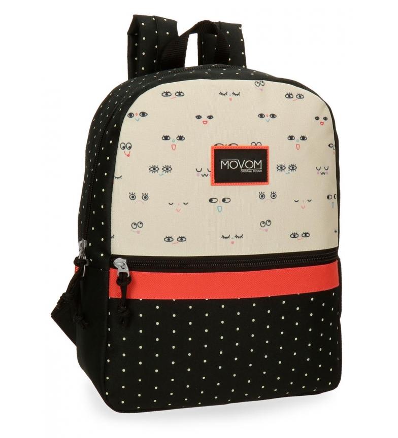 Movom Petit sac à dos Movom Wink Beig -32x25x12cm-