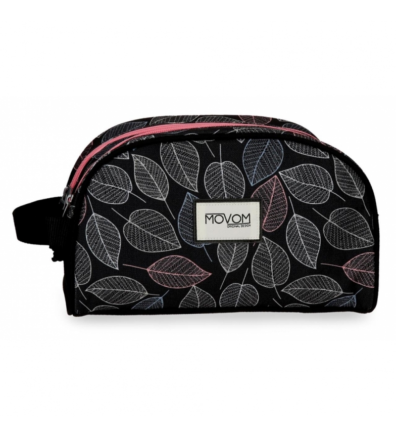 Comprar Movom Neceser Doble Compartimento Adaptable Movom Leaves Coral -26x16x11cm-
