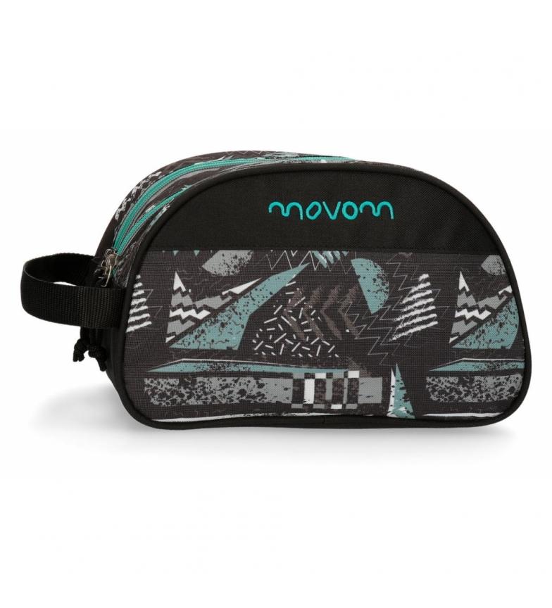 Comprar Movom Neceser dos compartimentos adaptable a trolley Movom Arrow -26x16x12cm-