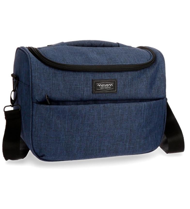 Comprar Movom Neceser Movom Ottawa com o ombro adaptável a bonde azul