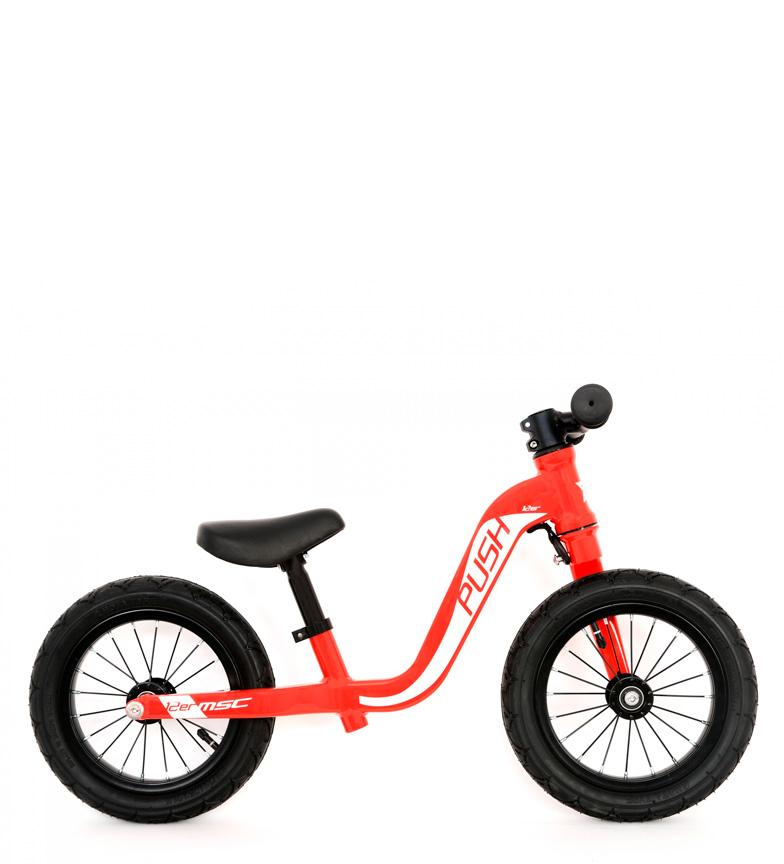 Comprar MSC Pusk Kids bicicleta vermelho