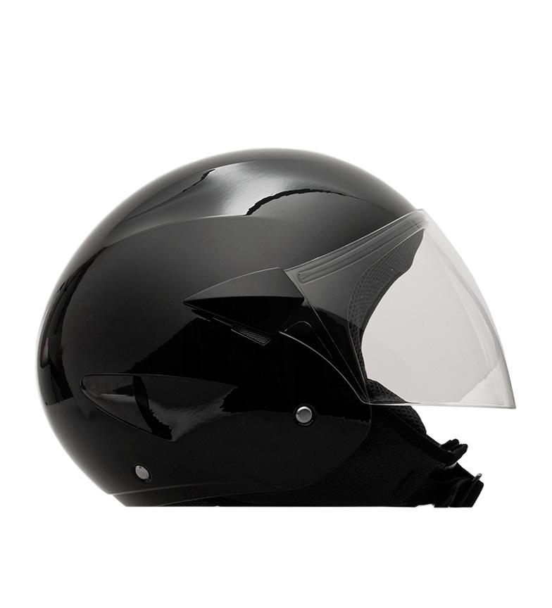 Comprar MT Helmets Casco demi-jet MT City Sport negro brillo