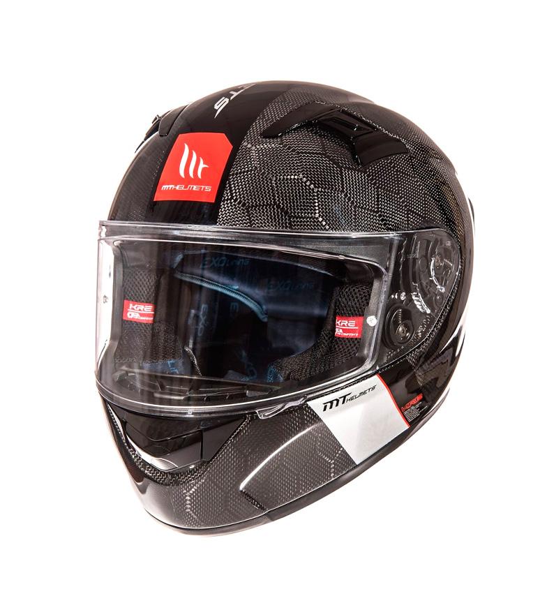 Comprar MT Helmets Casco integral MT KRE Snake Carbon