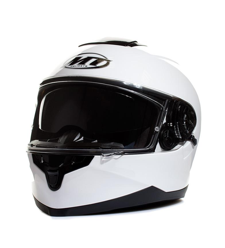 Comprar MT Helmets Full helmet MT Lynx SV white gloss