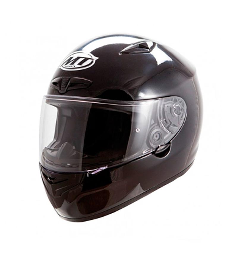 Comprar MT Helmets Casco integral MT Matrix negro brillo