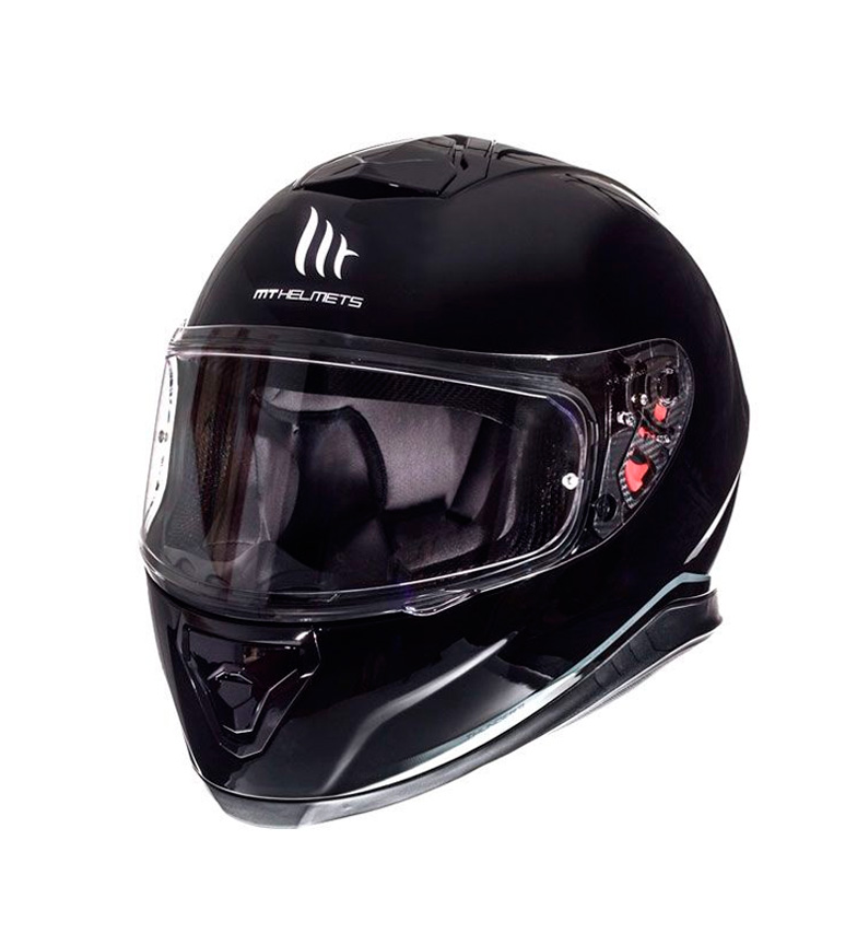 Comprar MT Helmets Casco integral MT Thunder 3 negro brillante